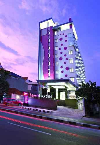 EXTERIOR_BUILDING favehotel Zainul Arifin (Gajah Mada)