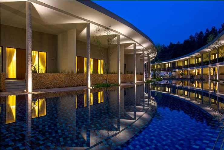 SWIMMING_POOL Hotel Neo+ Green Savana by ASTON
