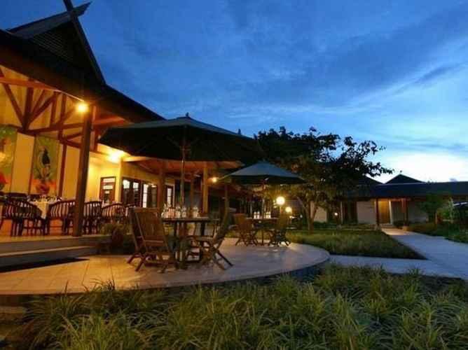 RESTAURANT Rungan Sari Meeting Center and Resort