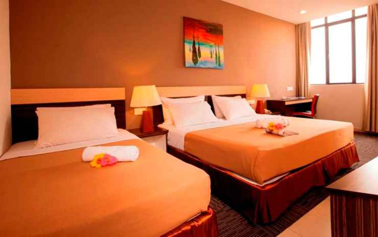 LEO Express Hotel Kuala Lumpur - Deluxe Triple