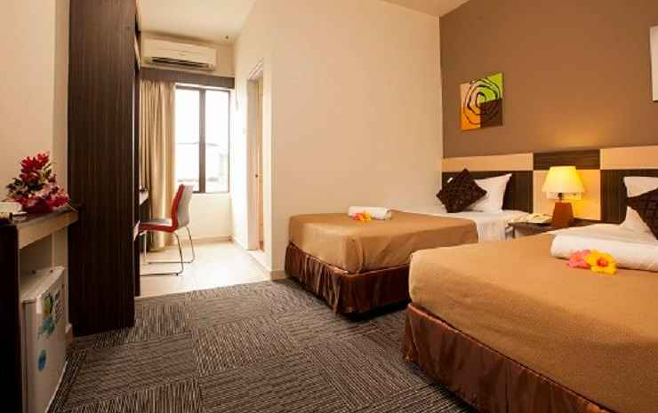 LEO Express Hotel Kuala Lumpur - Deluxe