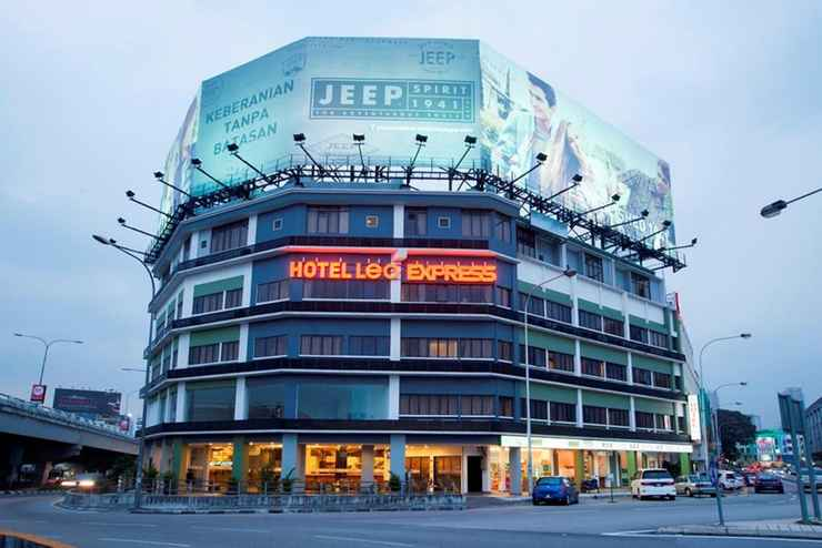 EXTERIOR_BUILDING LEO Express Hotel