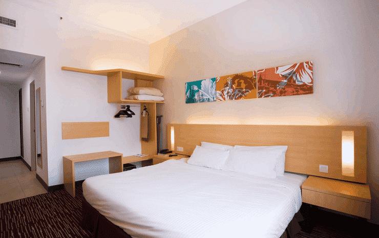 Prescott Hotel Kuala Lumpur – Medan Tuanku Kuala Lumpur - Deluxe King Room With Breakfast