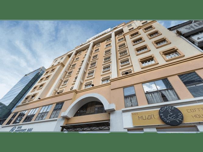 EXTERIOR_BUILDING Prescott Hotel Kuala Lumpur – Medan Tuanku