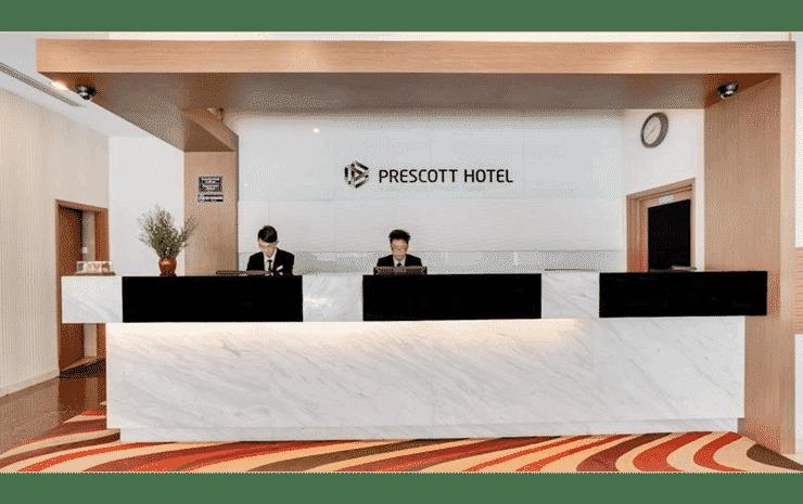 Prescott Hotel Kuala Lumpur – Medan Tuanku Kuala Lumpur -