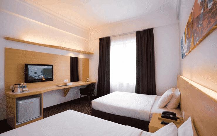Prescott Hotel Kuala Lumpur – Medan Tuanku Kuala Lumpur - Superior Twin Room Only