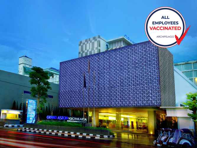 EXTERIOR_BUILDING GRAND ASTON Hotel & Convention Center Yogyakarta