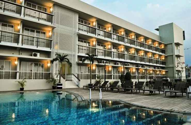 EXTERIOR_BUILDING Quest Hotel Simpang Lima - Semarang by ASTON