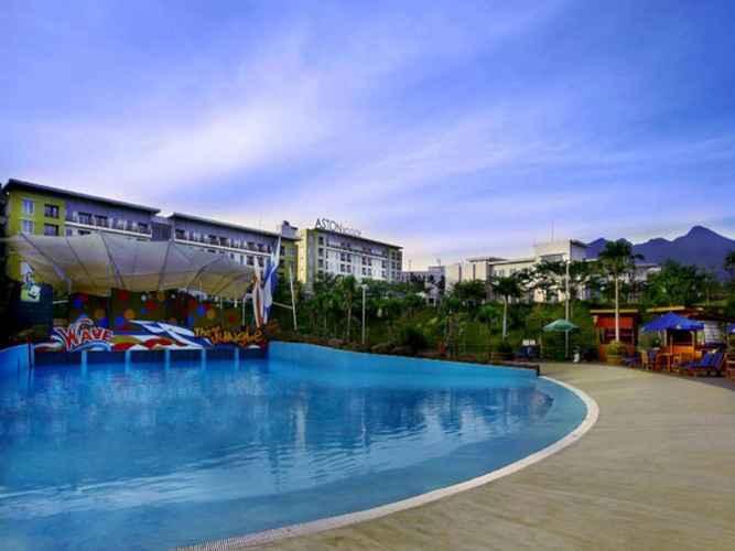 SWIMMING_POOL Aston Bogor Hotel and Resort