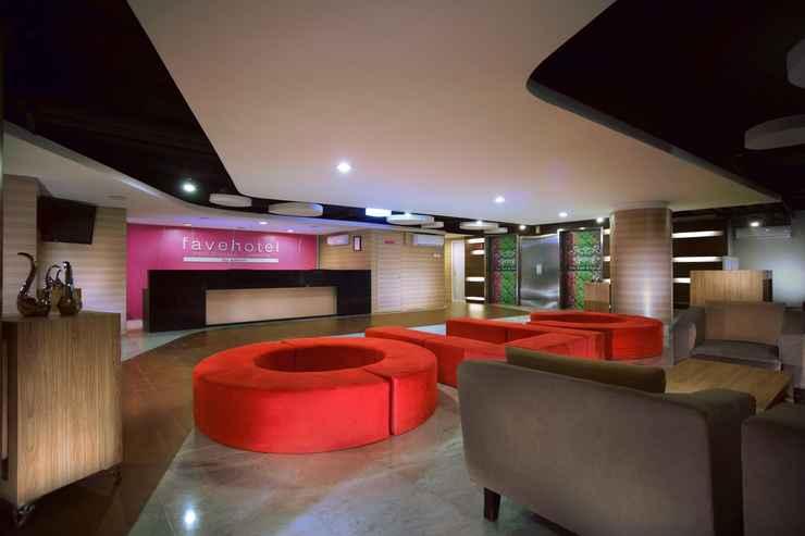 LOBBY Favehotel PGC Cililitan