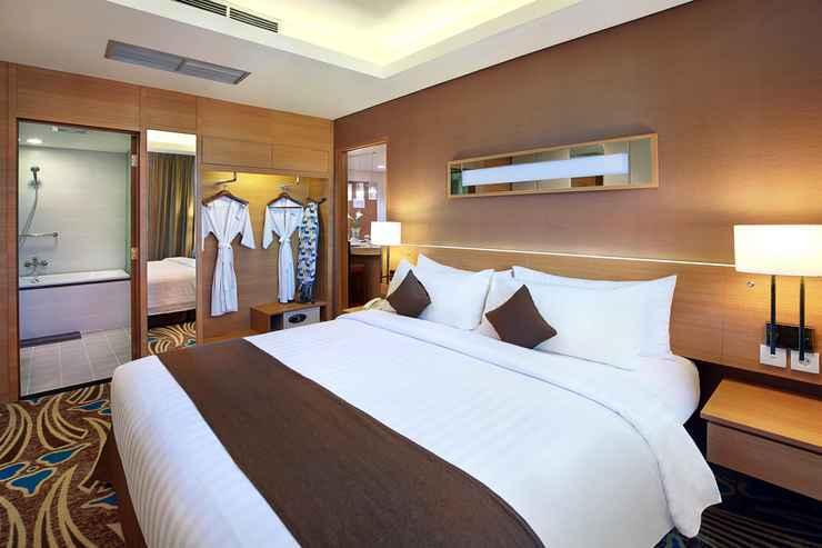 BEDROOM Aston Solo Hotel