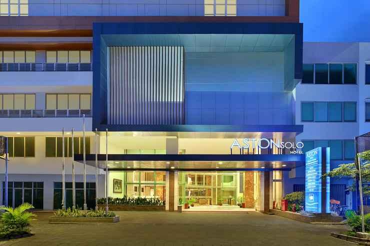 EXTERIOR_BUILDING Aston Solo Hotel
