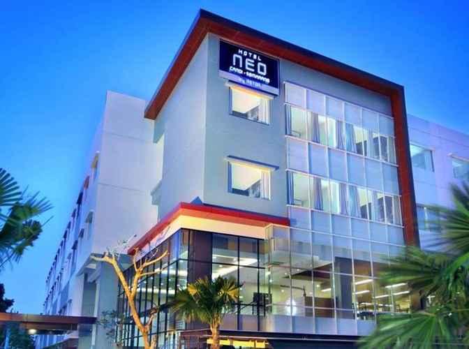 EXTERIOR_BUILDING Hotel Neo Candi Simpang Lima - Semarang by ASTON
