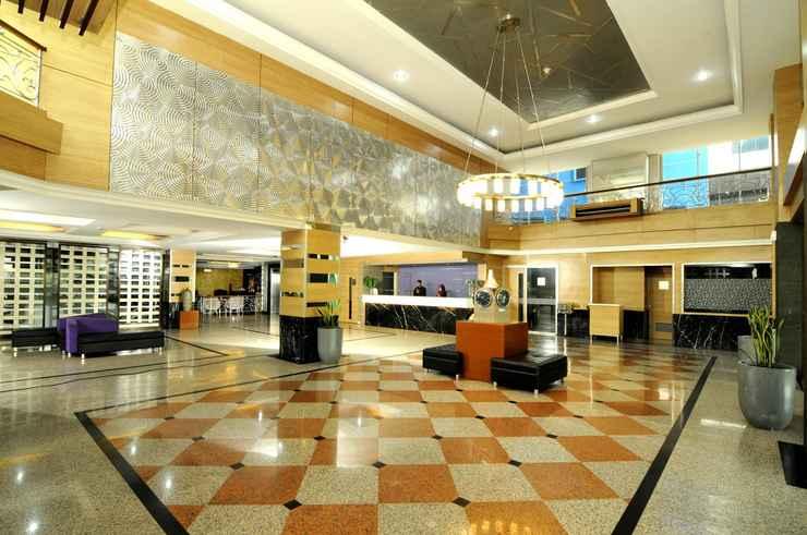 LOBBY Hotel Gren Alia Cikini