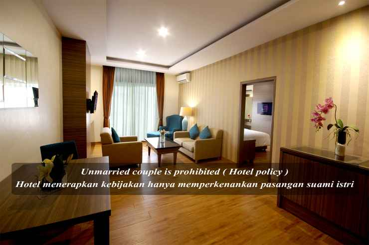 BEDROOM Hotel Gren Alia Cikini