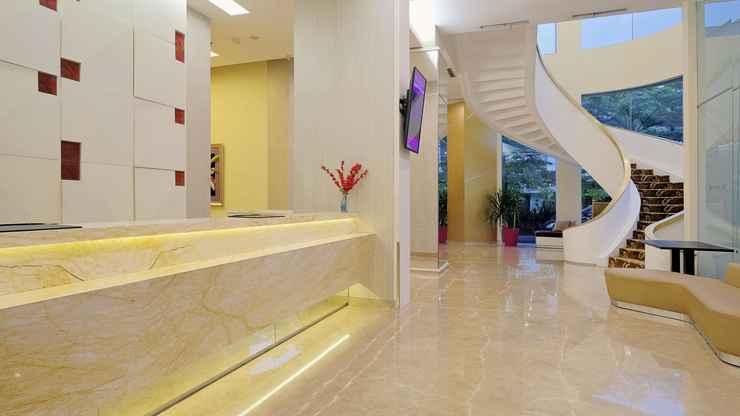 LOBBY Favehotel Puri Indah