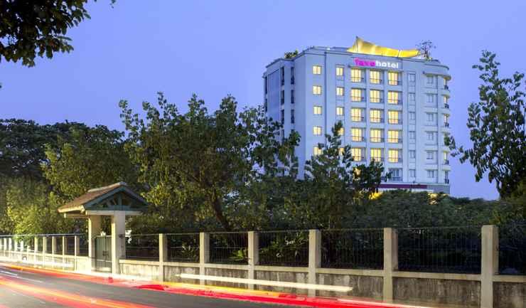 EXTERIOR_BUILDING Favehotel Puri Indah