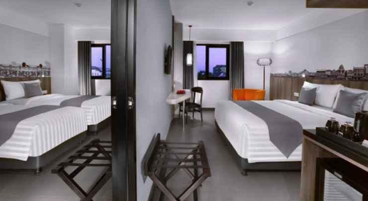 BEDROOM Hotel Neo Malioboro by ASTON