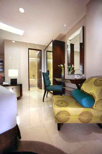 BEDROOM The Grove Suites by GRAND ASTON