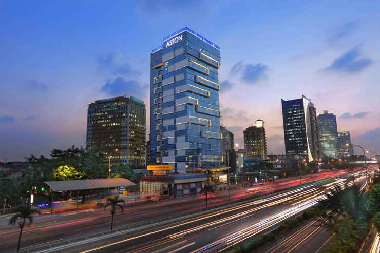 EXTERIOR_BUILDING Aston Priority Simatupang Hotel & Conference Center