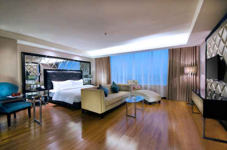 BEDROOM The Alana Hotel and Convention Center - Solo by ASTON