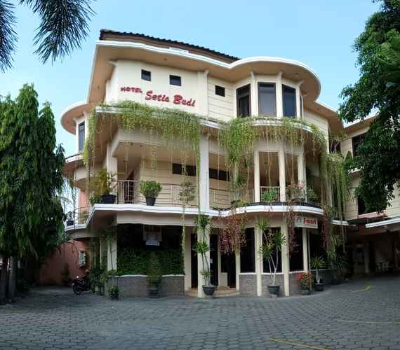 EXTERIOR_BUILDING Hotel Setia Budi