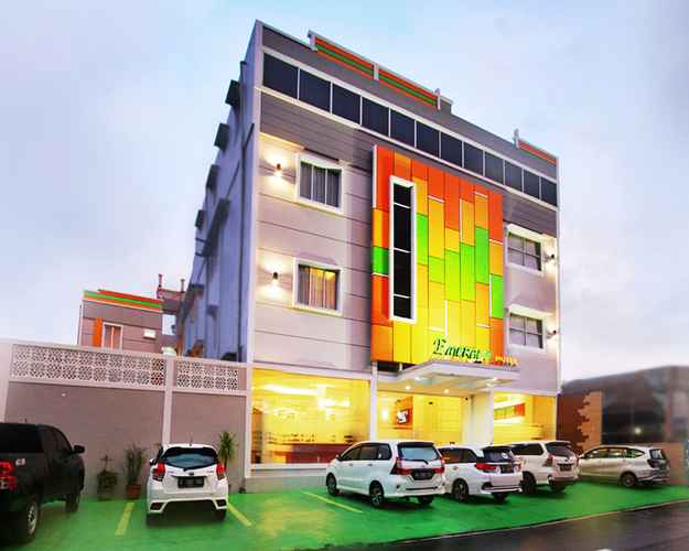 EXTERIOR_BUILDING Emerald Hotel Ternate
