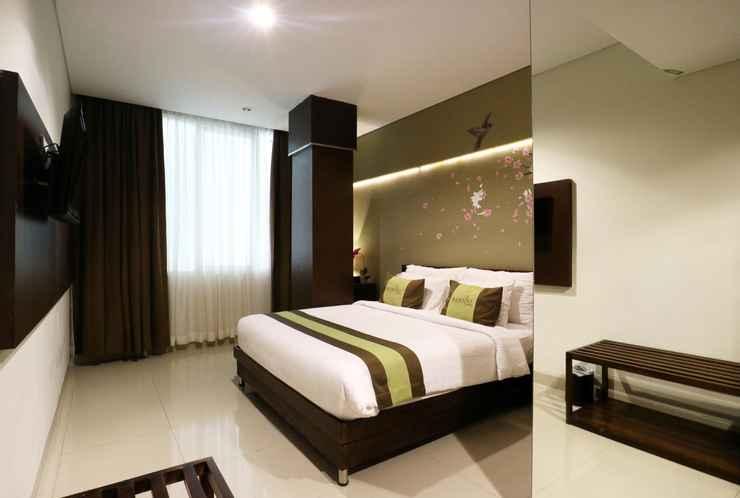 BEDROOM Ramedo Hotel Makassar