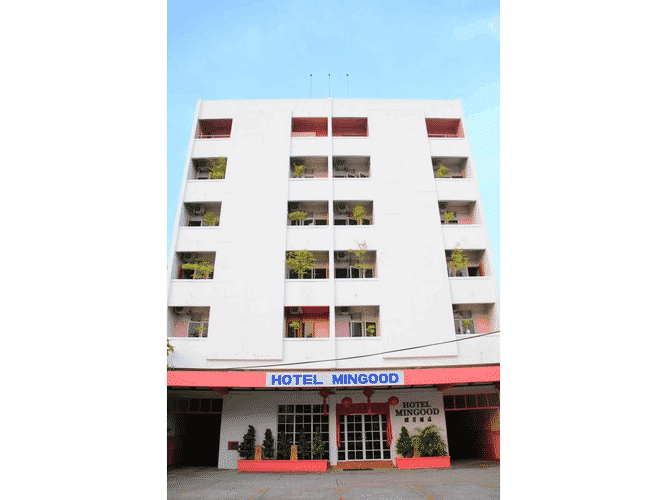 EXTERIOR_BUILDING Hotel Mingood