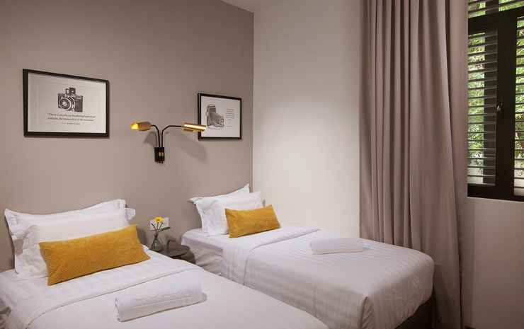 Gold3 Boutique Hotel Kuala Lumpur - Deluxe Twin with Window