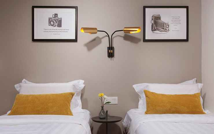 Gold3 Boutique Hotel Kuala Lumpur - Deluxe Twin without Window