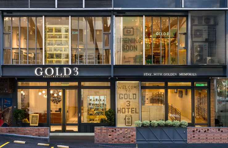 EXTERIOR_BUILDING Gold3 Boutique Hotel