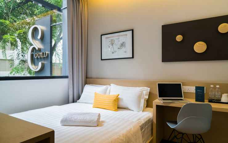 Gold3 Boutique Hotel Kuala Lumpur - Standard Queen With Window