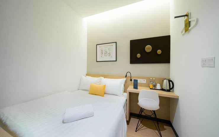Gold3 Boutique Hotel Kuala Lumpur - Standard Queen Without Window