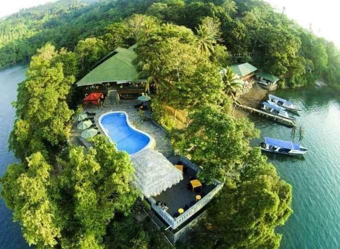 EXTERIOR_BUILDING Bastianos Lembeh Dive Resort