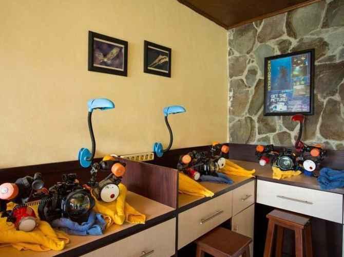 SPORT_FACILITY Bastianos Lembeh Dive Resort