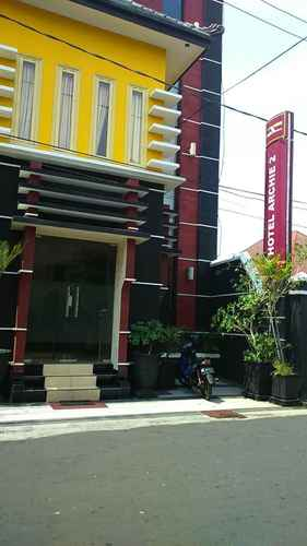EXTERIOR_BUILDING Archie Hotel 2