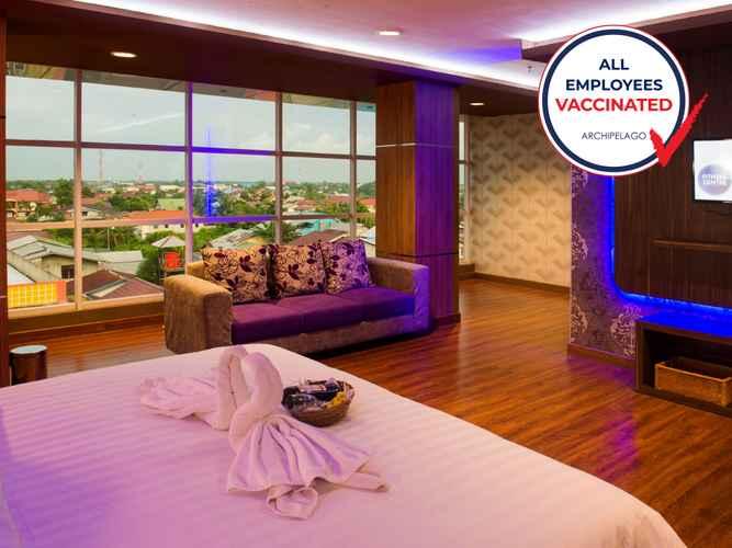 BEDROOM Aston Ketapang City Hotel