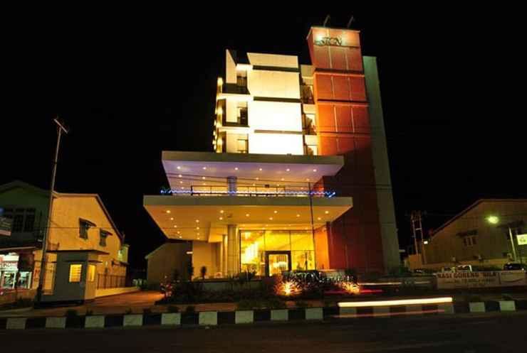 EXTERIOR_BUILDING Aston Ketapang City Hotel