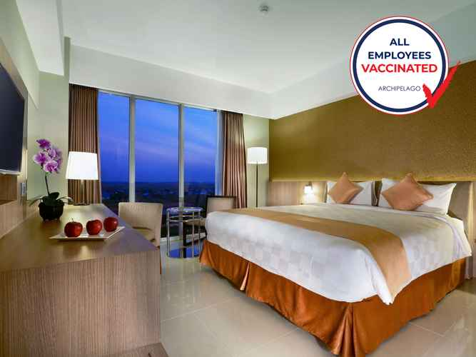 BEDROOM Aston Banua Banjarmasin Hotel & Convention Center