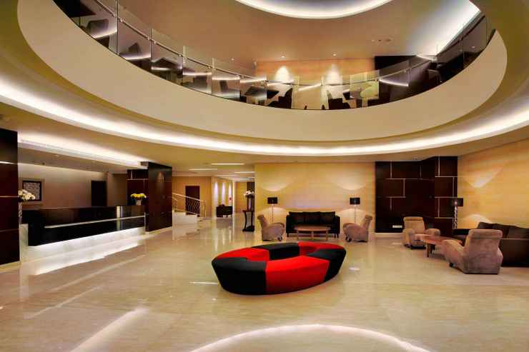 LOBBY Aston Makassar Hotel & Convention Center