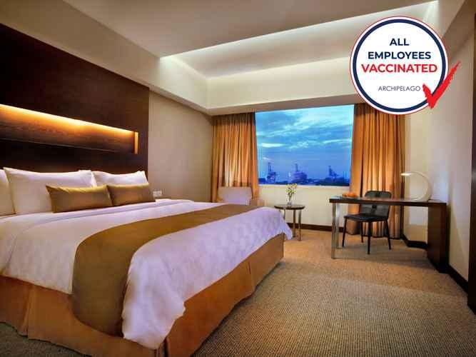 BEDROOM Aston Makassar Hotel & Convention Center