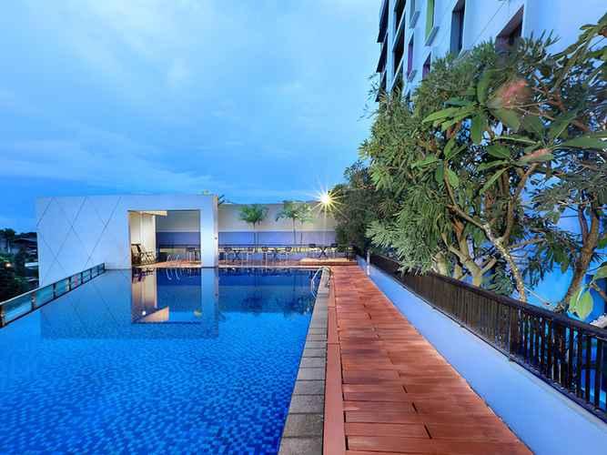 SWIMMING_POOL Aston Palembang Hotel & Conference Center