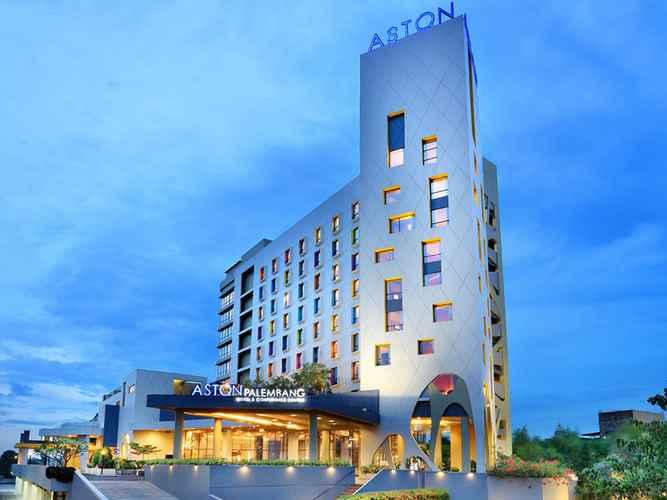 EXTERIOR_BUILDING Aston Palembang Hotel & Conference Center