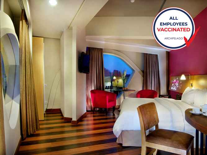 BEDROOM Aston Palembang Hotel & Conference Center