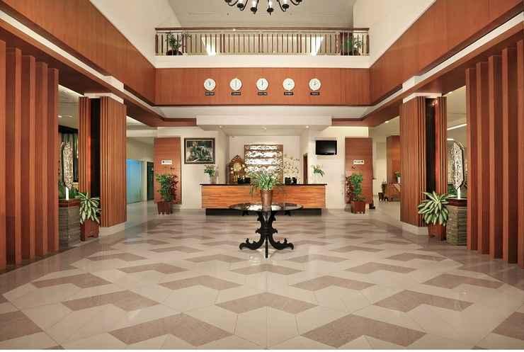LOBBY Aston Tanjung City Hotel