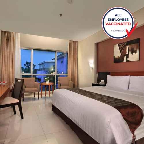 BEDROOM Aston Tanjung City Hotel