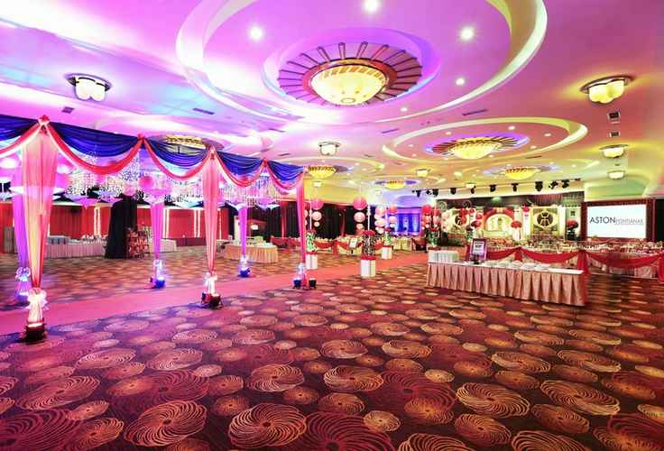 FUNCTIONAL_HALL Aston Pontianak Hotel & Convention Center