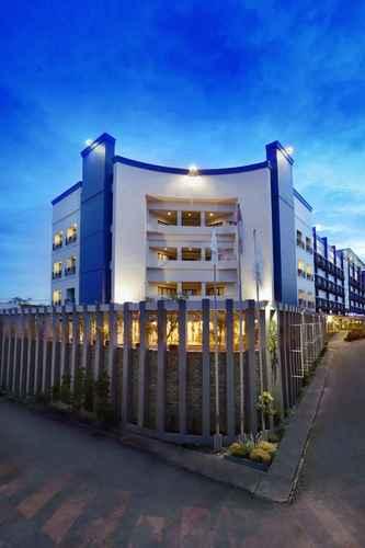 EXTERIOR_BUILDING Aston Pontianak Hotel & Convention Center