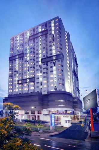 EXTERIOR_BUILDING Aston Pluit Hotel and Residence